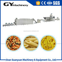 Fully Automatic Industrial Macaroni /italian Pasta making machine/plant