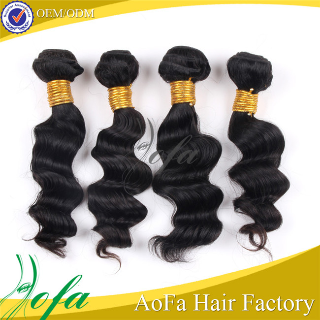 buy cheap brazilian hair online 100% hair extension 24 inch human hair weave extension