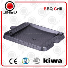 Coulée barbecue grills pour campling