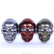 PM-701 Wholesale creative gift painting Halloween party props plastic skull mask