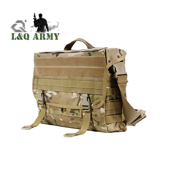 "Army Dispatch Bag Notebook Case 15"" 17"" Laptop Bag"