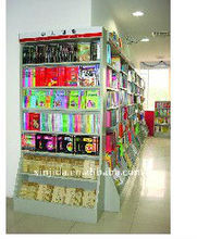 Single side children bookcase