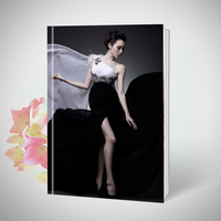 best sell popular photos magazine printing casebound photo printing book