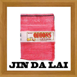 high quality wholesale garlic and onion leno mesh bags