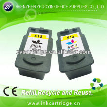 inkjet ink for canon PG-512 /CL-513. HOT SELL PRODUCT