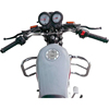 New Product Cheap Electric Motorcycle Gas Motor Chopper Bike