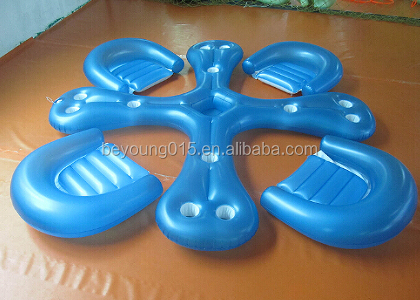 180cm giant inflatable pizza float pool toy factory directly
