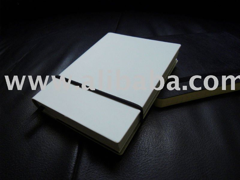 A6 PU Leather Notebook