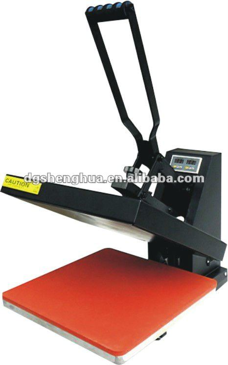 digital t-shirt heat transfer printing manual hand press machine CY-G2