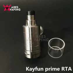 Latest products in market Kayfun prime RTA tank buy direct from china factory