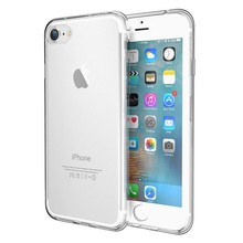 360 degree anti watermark tpu soft clear case cover skin for iphone 7