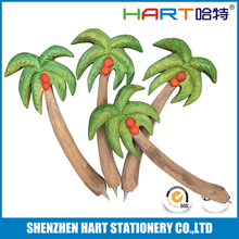 Artificial Fake Coconut Tree Charm Accessories Pen
