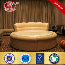 Europe Hot Sale PU Round Bed