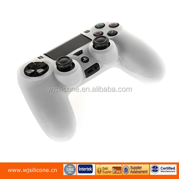 Transparent Protective Cases Cover For PS4 Controller Shenzhen Factory