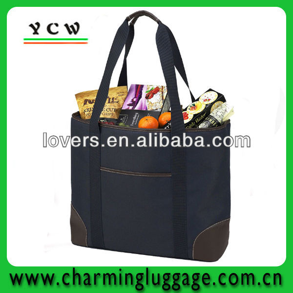 Classic insulted wine cooler bag