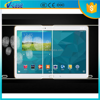 Best quality anti fingerprint explosion proof anti scratch tempered glass protector for hp slate 7