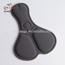 Factory wholesale high-end custom foam cycling crotch chamois pads for cycling jersey