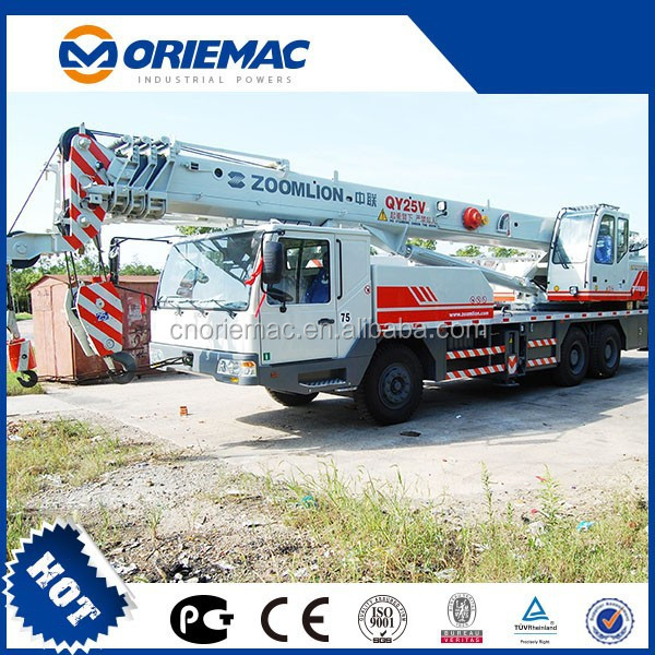 zoomlion crane with best price ZOOMLION QY16 mini lifting crane