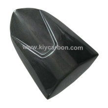 Carbon solo seat cover motorcycle part for Aprilia RSVR Tuono