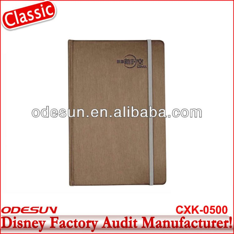 Disney Universal NBCU FAMA BSCI GSV Carrefour Factory Audit Manufacturer Custom Cheap Recycle Used Notebook