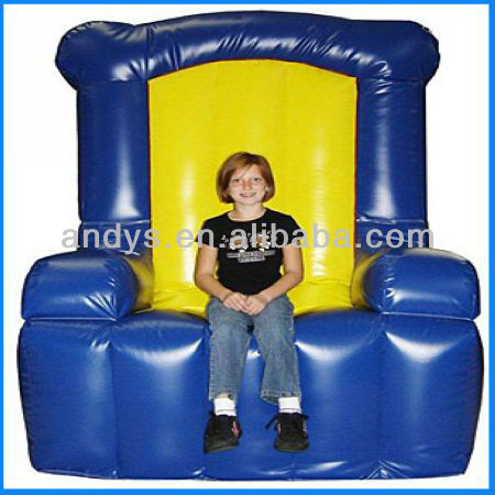 2016 hot sale gaint inflatable chair