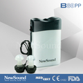 Pocket profound Hearing Aid Telephone T-coil easy to use portable powerful sound amplifier