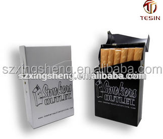 metal cigarette case