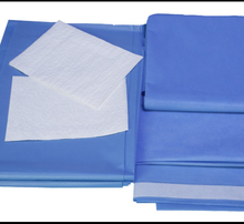 Delivery Maternity drape Pack Disposable Sterile Maternity Kits for Obstetric Surgery