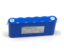 Rechargeable 19.2v 3300mAh 26650 lifepo4 battery pack