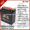 deep cycle Eletric bike battery motorcycle parts dealer