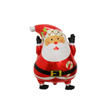 Christmas inflatable costume adult party balloons Santa Claus Christmas balloon