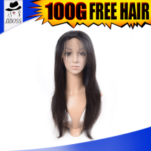 Natural looking unprocessed afro kinky virgin malaysian u part wigs