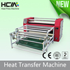 heating oil system sublimation textile calender machine
