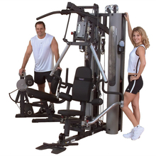G10 Ultimate Dual Commercial grade Multi station gym equipment / Integrated Gym Trainer