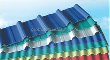 japanese style blue roof tiles long service life building materials asa protected PVC roof tile