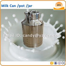 stainless steel dairy milk cans for sale