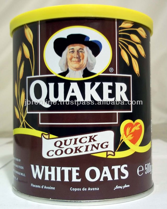 UK ORIGIN QUAKER OATS