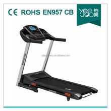 2017 New LCD screen home used treadmill