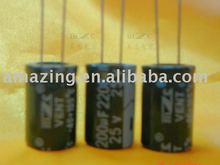 Low ESR Aluminum Electrolytic Capacitor 25V1000UF