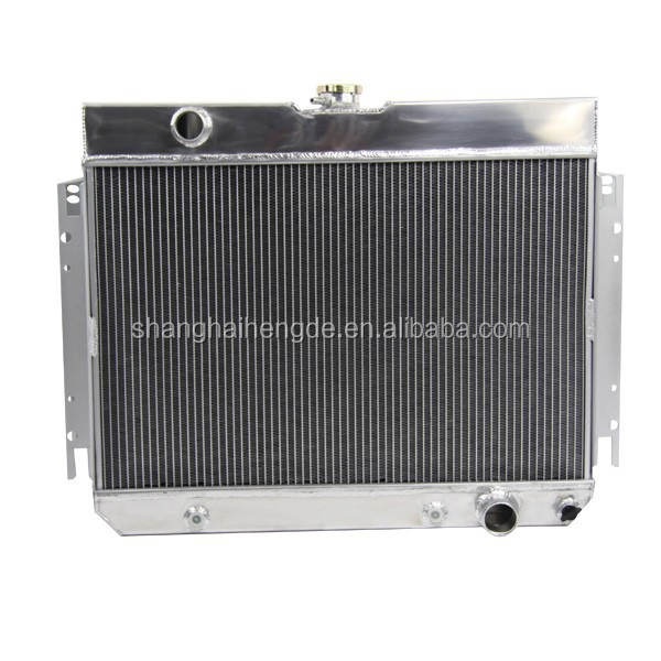 Factory supply 3 ROW ALUMINUM RADIATOR 63 64 65 66 67 68 IMPALA MANY CHEVY GM CARS