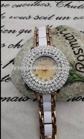 2014 stainless steel Sexy vogue watch woman/ women watch with diamond stone / fashion dial watch women