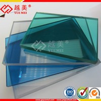 Chinese factory prismatic polycarbonate solid sheet clear polycarbonate roll tinted plastic roofing sheet
