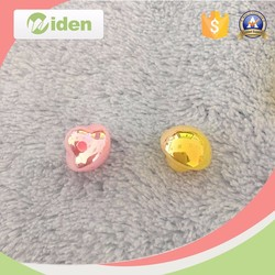 Fancy plastic button for children clothing