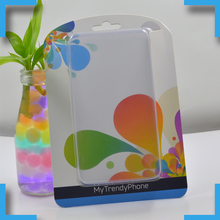 Green Material Pet Blister Packaging For Phone case