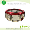 Popular pet product best selling soft oxford pet playpen