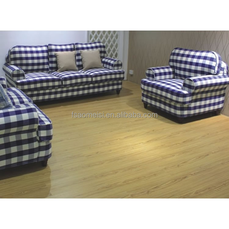 2015 latest garden furniture/new design sofa cloth/solid wood sofa set/