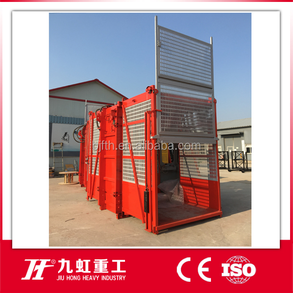 JIUHONG BRAND SC200 building lift price