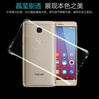 For huawei mate 8 case Airbag Shockproof Crystal TPU back cover for huawei mate 8 phone case