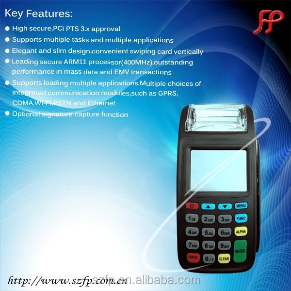 Handheld NEW 8210 Consumer 1D Laser Scanner RFID Warehouse Payment POS SolutionS, POS Syetem