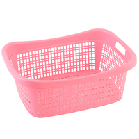 Nice Quality Rectangle Modern PP Home Use Laundry Basket